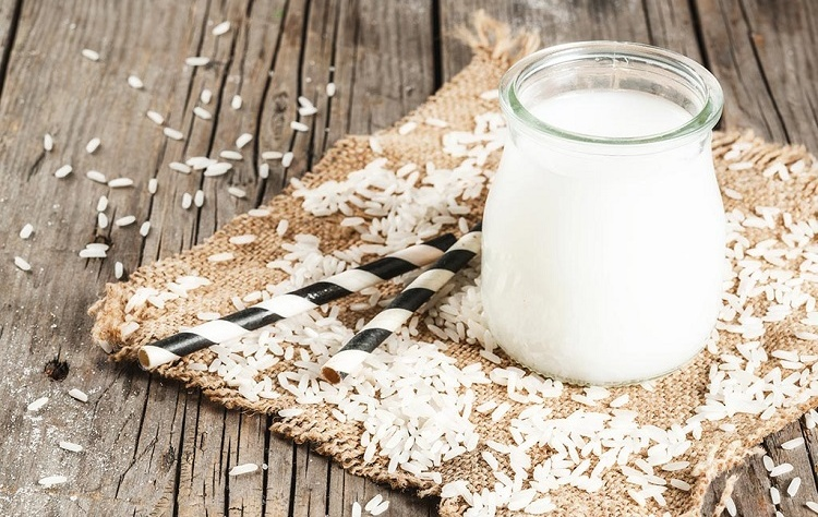 5 Lợi ích của sữa gạo